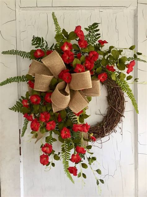 door wreath 25 best summer door wreaths ideas on diy