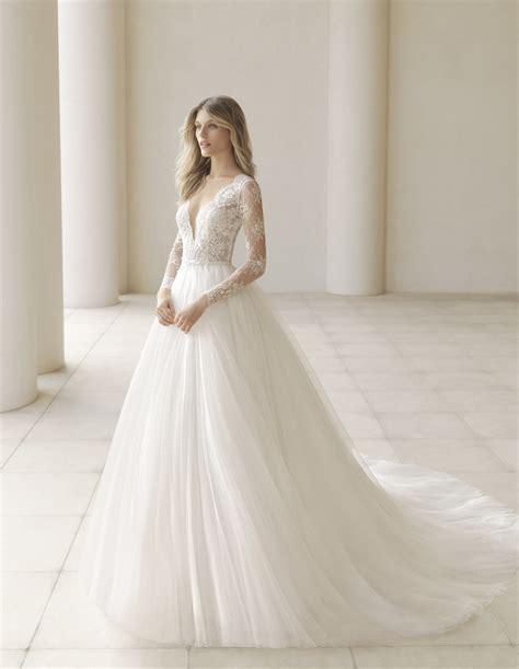 Dress Enjoy Dress rosa clar 225 bridal wedding dress collection fall 2018