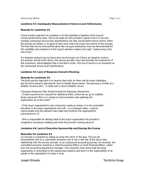outsourcing agreement template checklist for outsourcing agreement frudgereport962 web