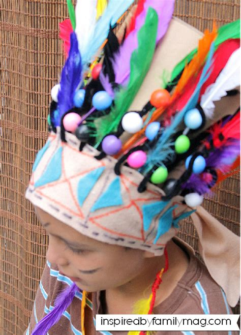American Craft For Chief Headdress