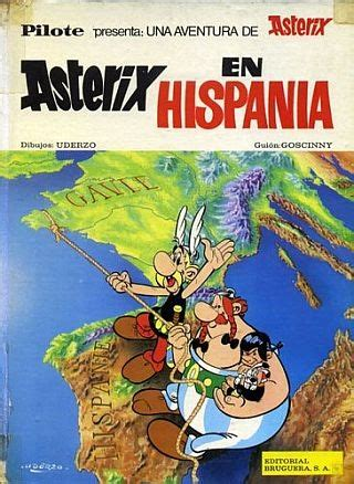 asterix en hispania spanish 0785910395 ast 233 rix en hispania 14 asterix en espa 241 ol