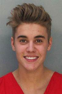 See the justinbieber mug shot arrested in miami for dui drag racing