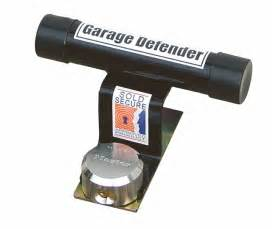 kit antivol master lock garage defender pour porte de