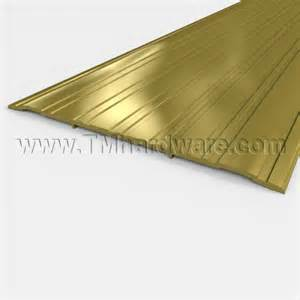 Floor Nosing by High Quality 7 Quot Wide Aluminum Or Bronze Utility Threshold