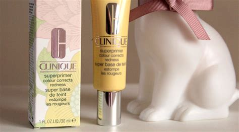 The Clinique Superprimer Primer sailboat clinique superprimer primer colour