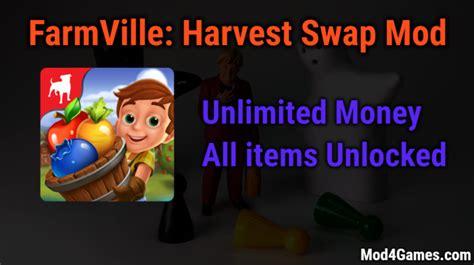 download game farm vile mod apk farmville harvest swap unlimited money game mod apk free
