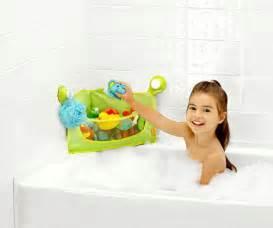 brica corner bath basket organizer