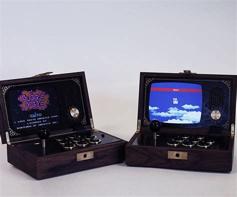 arcade console portable arcade console emulator