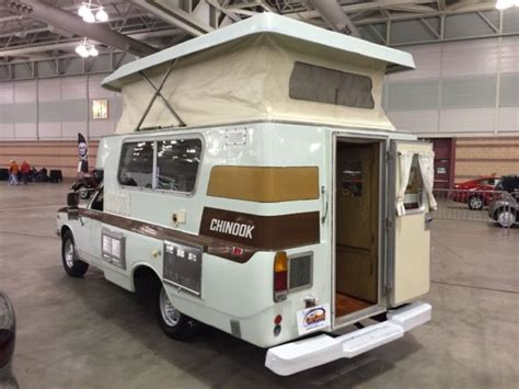 toyota mobile home 1977 toyota chinook cer mobile home low miles