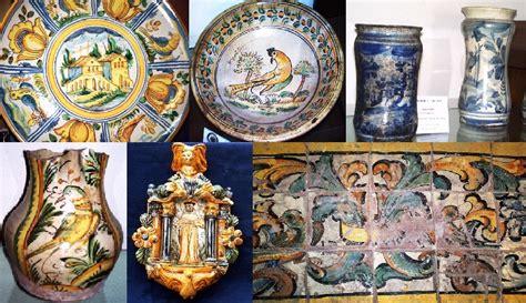 vasi tunisini ceramica di cerreto sannita e di san lorenzello