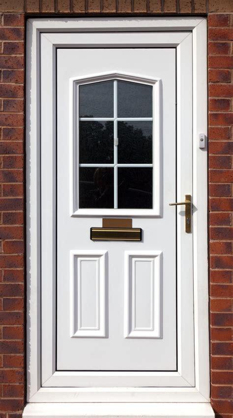 White Upvc Front Doors 58 Types Of Front Door Designs For Houses Photos