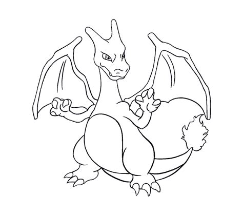 Charizard Y Drawing by How To Draw Charizard Step By Step Tutorial Easy