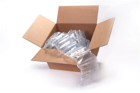 Packaging Air Pillows air pillow packaging machines void fill bags wrap n pack
