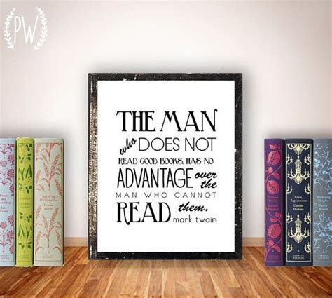 printable library quotes quote print printable art books wall decor library