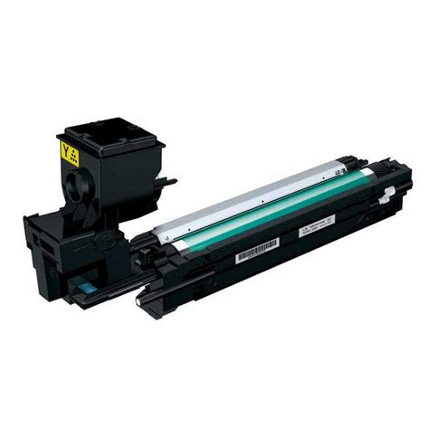 Toner Konica Minolta konica minolta a0wg06f yellow toner cartridge made by konica minolta 3000 pages