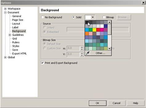 corel draw x5 error reading a bitmap in file workspace color coreldraw graphics suite x5 coreldraw