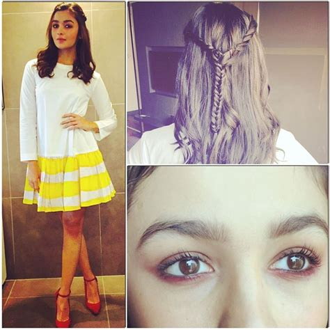 Alia Bhatt's Instagram Pictures for Style Inspiration