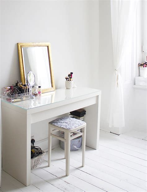 Vanity Dressing Table Ideas by Inspiration Malm Dressing Table Nouvelle Daily