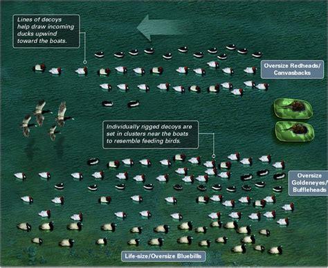 goose decoy spread diagrams duck decoy spreads diagram of bard s layout spread for