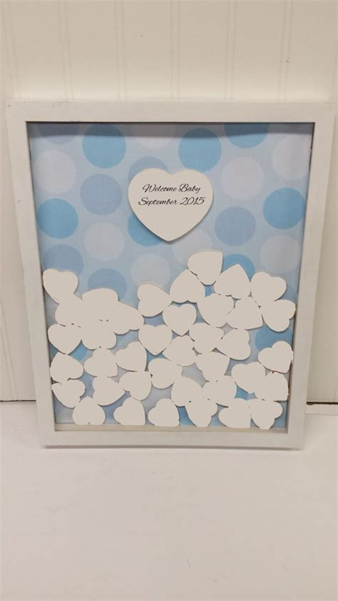 Baby Shower In A Box Ideas by Best 25 Babyshower Sign In Ideas Ideas On