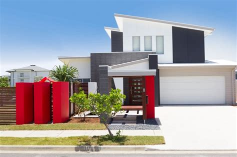 House Plans With Rear View master builders award misa constructions