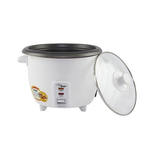 Rice Cooker 1 orbit rice cooker 1 liter baja