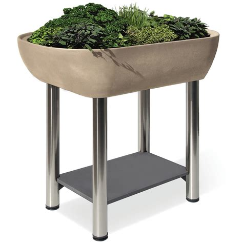 Raised Garden Table by Rts G365 Elevated Garden Table 200012 Yard Garden At