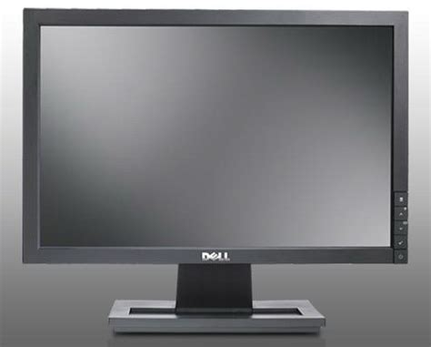 Lcd Monitor Dell 17 Inch E1709w buy the dell 17 quot e1709w widescreen tft lcd flat panel monitor black at microdream co uk