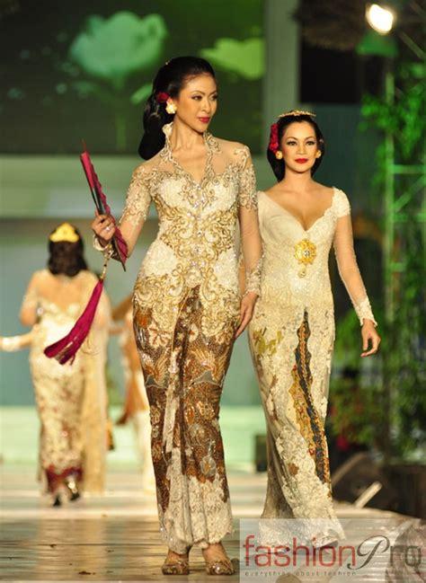 Batik Ovj Classic kebaya avantie hairstylegalleries