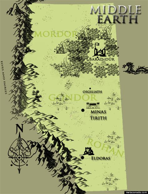 Midgard And Middle Earth middle earth news middle earth overlapping earth