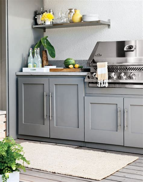 creating a stylish outdoor kitchen cabinets my kitchen 35 most awesome outdoor kitchens for summer home design