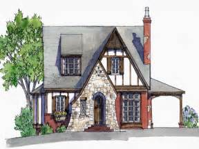 small french cottage house plans
