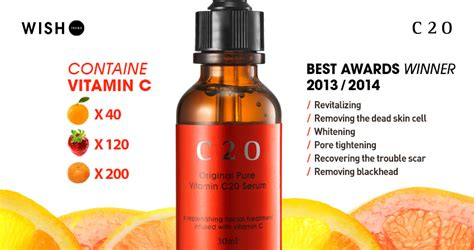 Serum Vitamin C 20 ost c20 vitamin c serum review tipsandlove7