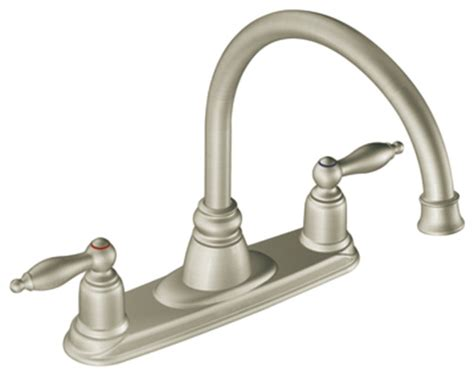 moen castleby bathroom faucet moen 7902sl castleby series high arc two handle kitchen
