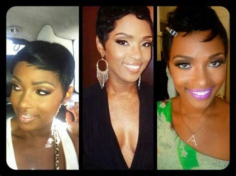 Love In Hip Hop Atlanta Short Hair C | ariane davis from love and hip hop atlanta short black