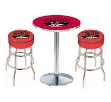 College Bar Stools And Tables ncaa room billiards fan cave