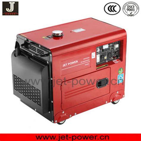 home use standby diesel generator 5 kva diesel generator