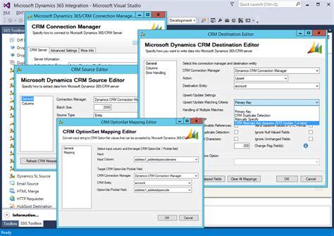 Microsoft Dynamics Crm microsoft dynamics 365 integration software