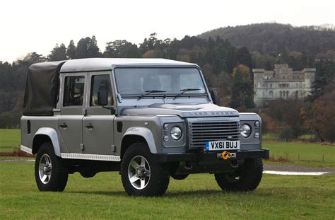 land rover 110 truck 2012 land rover defender 110 double cab pickup photo