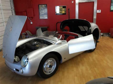 Porsche 550 Kit Car For Sale by 1955 Porsche 550 Spyder Replica For Sale
