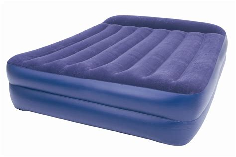 inflated bed northwest territory queen raised air bed free shipping new