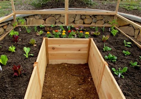raised bed gardening kits raised garden bed kit 8 x 8 outdoor living today