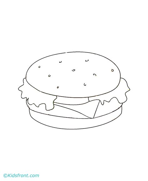 burger king coloring pages burger king clipart cliparthut free clipart