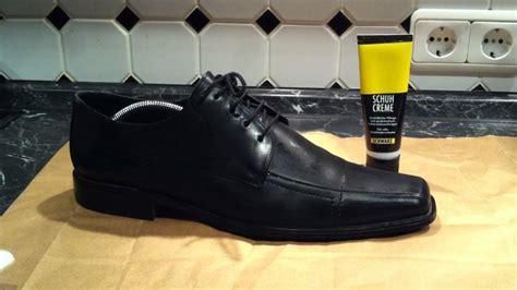Schuhe Polieren Hausmittel by Schuhe Polieren Mit Schuhcreme So Geht S Richtig
