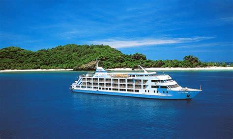 fiji vacation with airfare and cruise in nadi groupon getaways