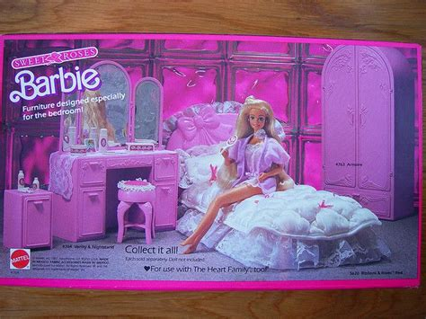 barbie bedroom furniture 17 best images about 80s 90s barbies on pinterest barbie and ken sunshine holidays and