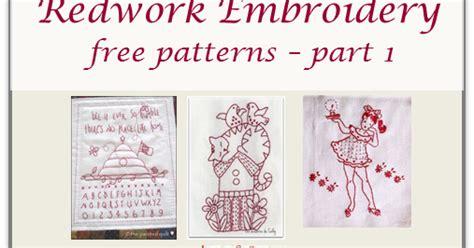 quilt inspiration free pattern day redwork part 1 quilt inspiration free pattern day redwork part 1