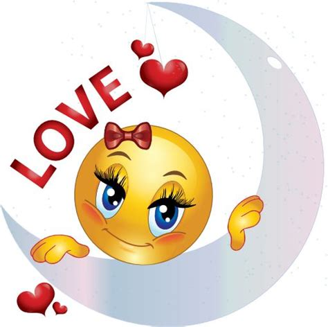 images of love emoticons love you to the moon mond smileys und liebe