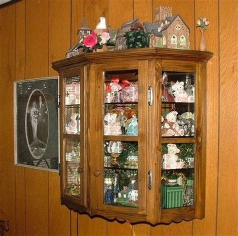 How To Build A Curio Cabinet by Woodworking Plans Curio Cabinet Woodproject