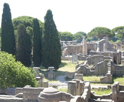 ostia port ancient ostia port of ostia antica tour rome tours travel